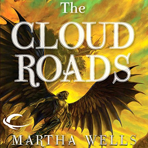The Cloud Roads cover art