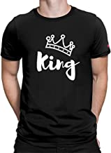 PrintOctopus Graphic Printed T-Shirt for Men   King T-Shirt   Half Sleeve T-Shirt   Round Neck T Shirt   100% Cotton T-Shirt   Short Sleeve T Shirt