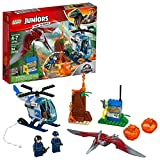 LEGO Juniors/4+ Jurassic World Pteranodon Escape 10756 Building Kit (84 Pieces) (Discontinued by Manufacturer)