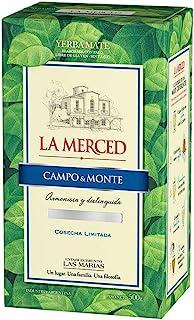Yerba Mate La Merced Monte & Campo Cosecha Limitada 16.6 Oz / 500gs