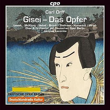 Orff: Gisei, das Opfer