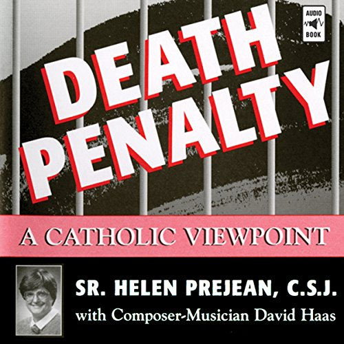 Death Penalty audiobook cover art