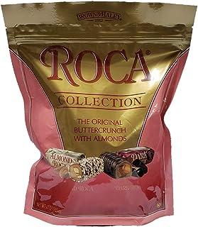 Brown & Haley ,Roca Collection, Original Buttercrunch With Almonds, 27 OZ Bag