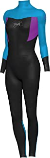 Crystal Girls Superstretch Steamer 3/2mm Wetsuit