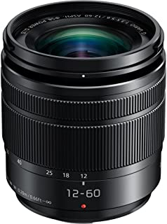 Panasonic Lumix G Vario 12-60mm f/3.5-5.6 ASPH. Power O.I.S. Lens International Version (No Warranty)
