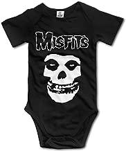 Misfits Band Logo Unisex Baby Onesies