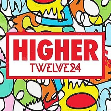 Higher (feat. Deronda K Lewis)