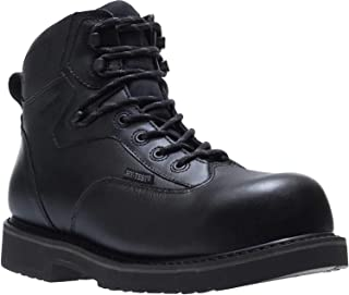 Unisex Black Composite Toe, EH, Waterproof 6 Inch Boot