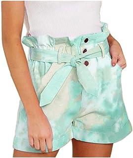 HEFASDM Women Belted Design Skinny Panties Empire Waist Lounge Panties