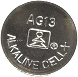 AG13 LR44 Alkaline Button Cell Battery 10 pack