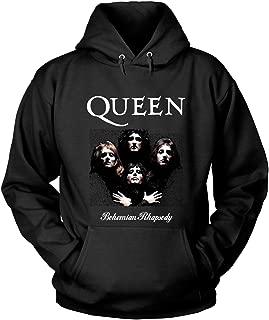 Queen Band Shirt, Bohemian Rhapsody Shirt, Freddie Mercury Shirt - Hoodie