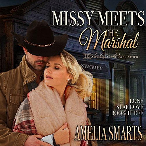Missy Meets the Marshal audiobook cover art