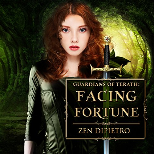 Facing Fortune audiobook cover art