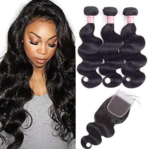 20 best human hair natural wave bundles with frontal for 2021