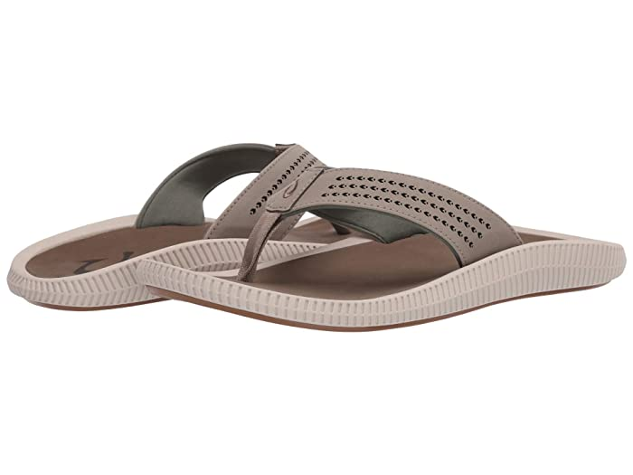 Ulele  Shoes (Clay/Mustang) Men's Sandals