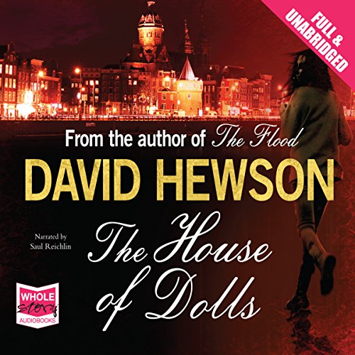 The House of Dolls audiobook cover art