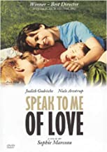 Speak to me of Love (Parlez-moi d'amour) Original French Version with English Subtitles