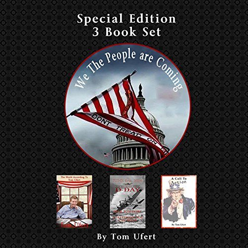 We the People Are Coming audiobook cover art