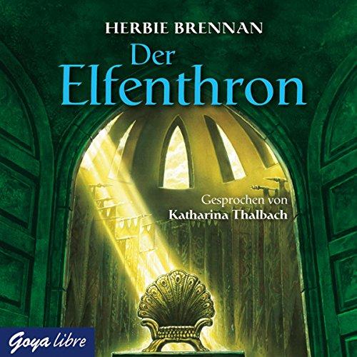 Der Elfenthron (Die Elfenportal-Saga 5) Titelbild