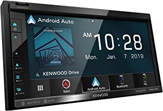 Kenwood DNR-476R 6.8 Navigation Receiver w/Carplay & Android Auto