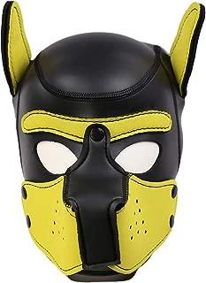 wolf dog mask