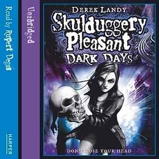 Dark Days: Skulduggery Pleasant, Book 4 Titelbild