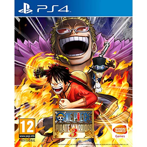 One Piece: Pirate Warriors 3 PS4 [ ]