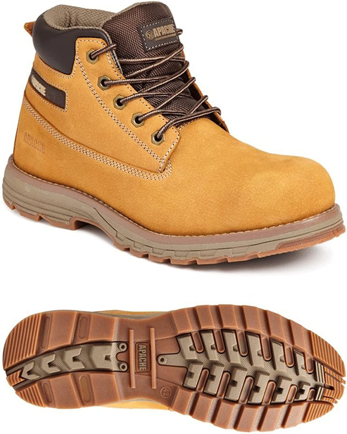 Apache Men's Flyweight Safety Boots