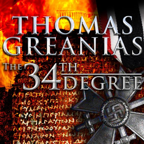 The 34th Degree audiobook cover art