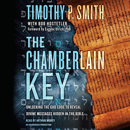 The Chamberlain Key audiobook cover art