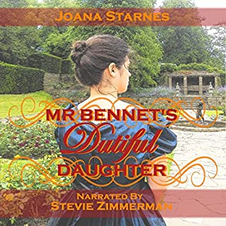 Mr. Bennet's Dutiful Daughter audiobook cover art