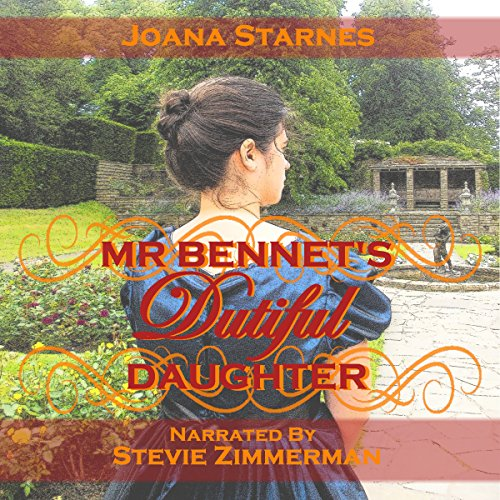 Mr. Bennet's Dutiful Daughter cover art