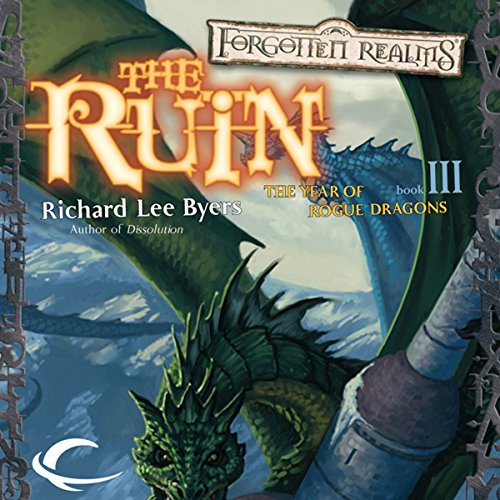 The Ruin audiobook cover art