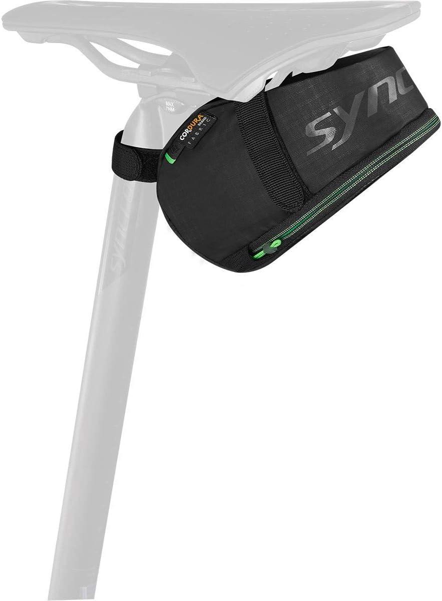 Syncros HiVol 600 Saddle Bag Black, One Size