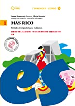 Mas rico. Libro del alumno-Cuaderno de ejercicios. Per la Scuola media. Con CD Audio formato MP3. Con e-book. Con espansione online: 1
