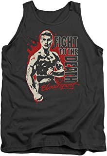 Action Sports Film Fight to The Death Adult Tank Top Shirt