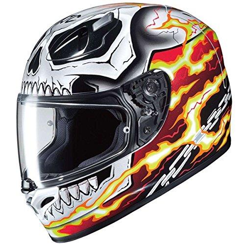 HJC casco fg st ghost rider mc1 m