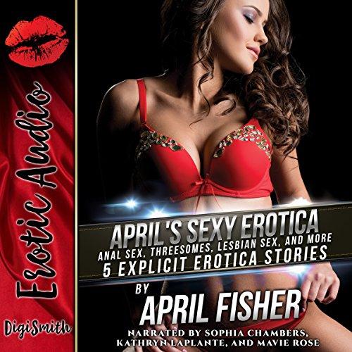 April's Sexy Erotica cover art
