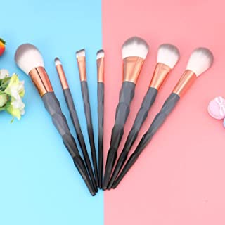 makeup 7PCS Gray Make Up Brush Foundation Eyebrow Eyeliner Blush lip Brushes pinceis de maquiagem pennelli trucco