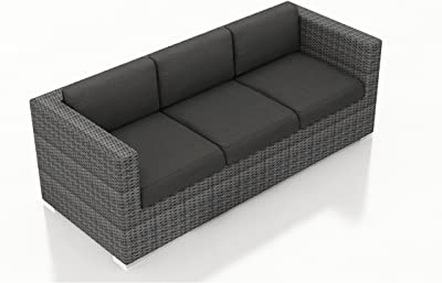 Amazon.com : Vondom Rest Sofa Right Module Bronze : Garden ...