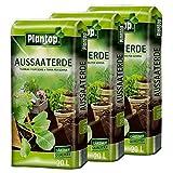 ► Aktuelle Produktion - Hergestellt in Bayern ! ► 3 Sack x 20 Liter = 60 Liter ► Plantop = Gärtnerqualität ► Gewicht: ca. 5 kg pro Sack