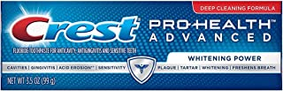Crest Pro-Health Advanced with Extra Whitening Energising Mint Flavour Mouthwash 100ml