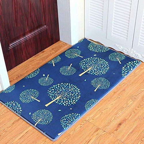 DSJ deurmatrassen slaapkamer badkamer deur matten matten matten matrassen thuisingang matten, 120 * 160cm