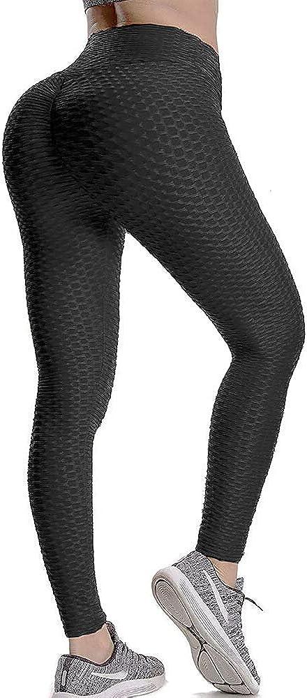 TIK Tok Leggings for Women High Yoga Lift Waist Arlington Mall Genuine Booty Butt Pants