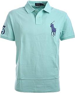 1888ff35410486 Amazon.com: Polo Ralph Lauren - Polos / Shirts: Clothing, Shoes ...
