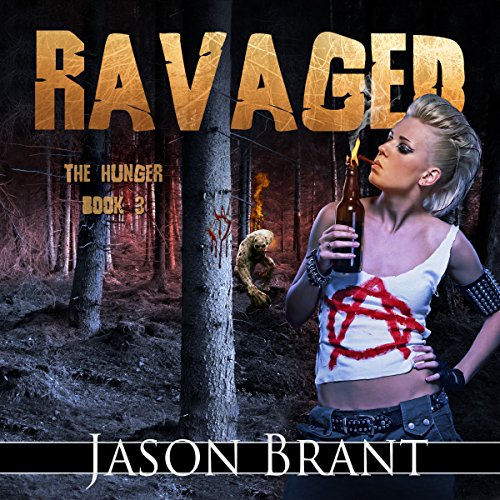 Ravaged audiobook cover art