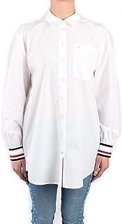 Tommy Hilfiger Icon Boyfriend Womens Shirt