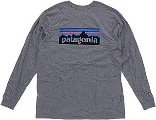 【パタゴニア】パタゴニア M's L/S P-6 Logo Responsibili-Tee 39161 GLH 【並行輸入品】