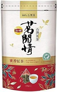 《立頓》 茗間情 蜜香紅茶(台湾リプトン-ハニーブロッサム ティー)(三角ティーバッグ-18入/包) 《台湾 お土産》 [並行輸入品]
