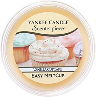 Yankee Candle 5038580055351 Melt Cup Scenterpiece Vanilla Cupcake YMCVC, one Size